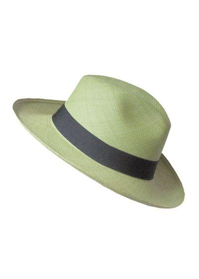 Panama Hat - CLASSIC Light green